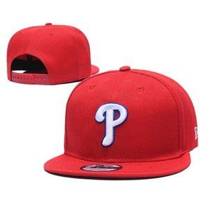Philadelphia Phillies Snapback Hat Baseball Cap